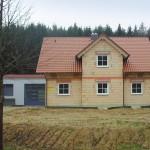 Wohnhaus mit Büro und Werkstatt Baujahr